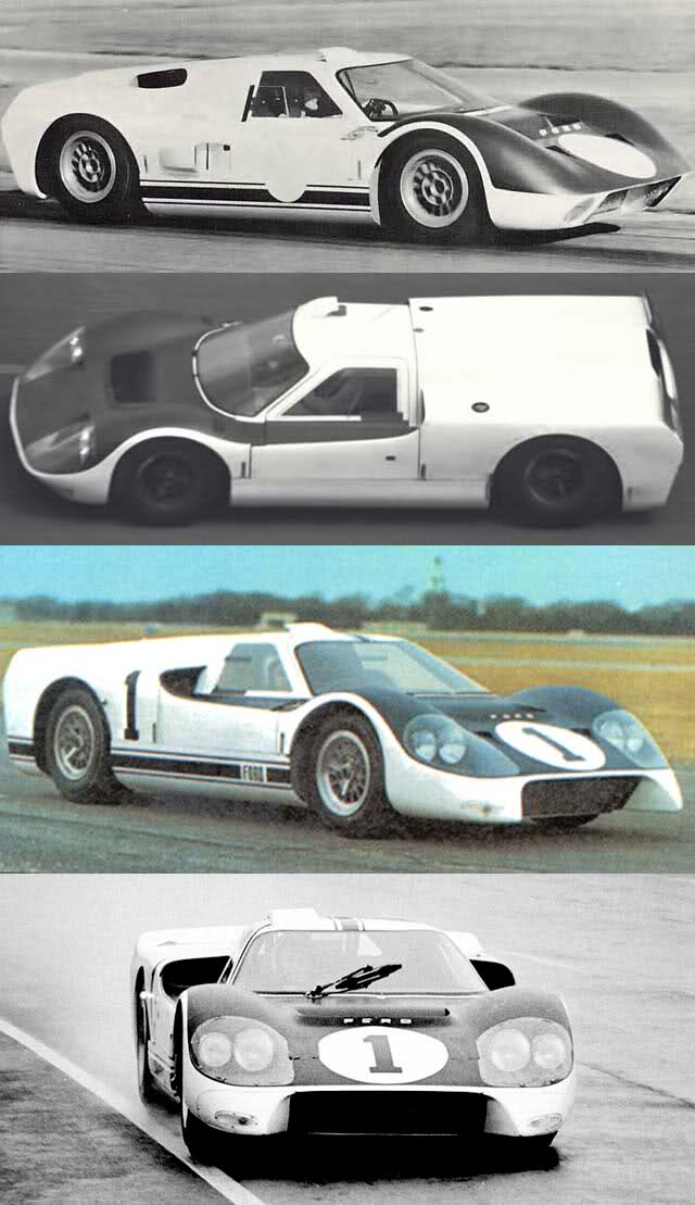 The original 'J-car'
