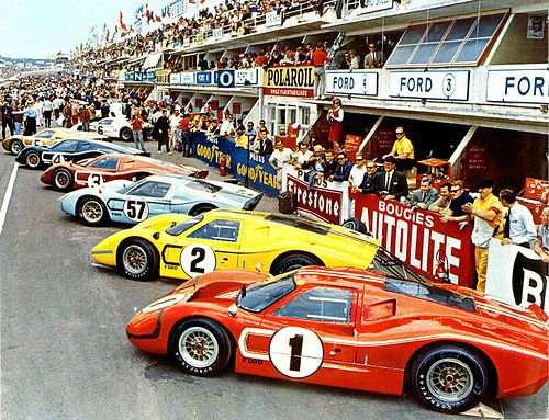 Right Out Of The Gate During Qualifying The Americans Let It Be Known They Were Not Screwing Around Mclaren Clinched The Pole Ahead Of The Chaparral Of