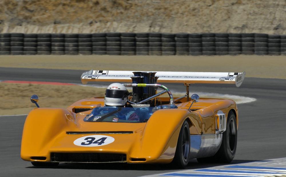 The McLaren M8C