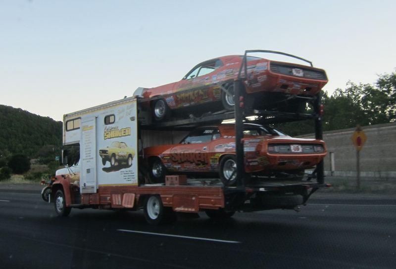 A Photographic History Of Vintage Race Car Transporters 95 Customs
