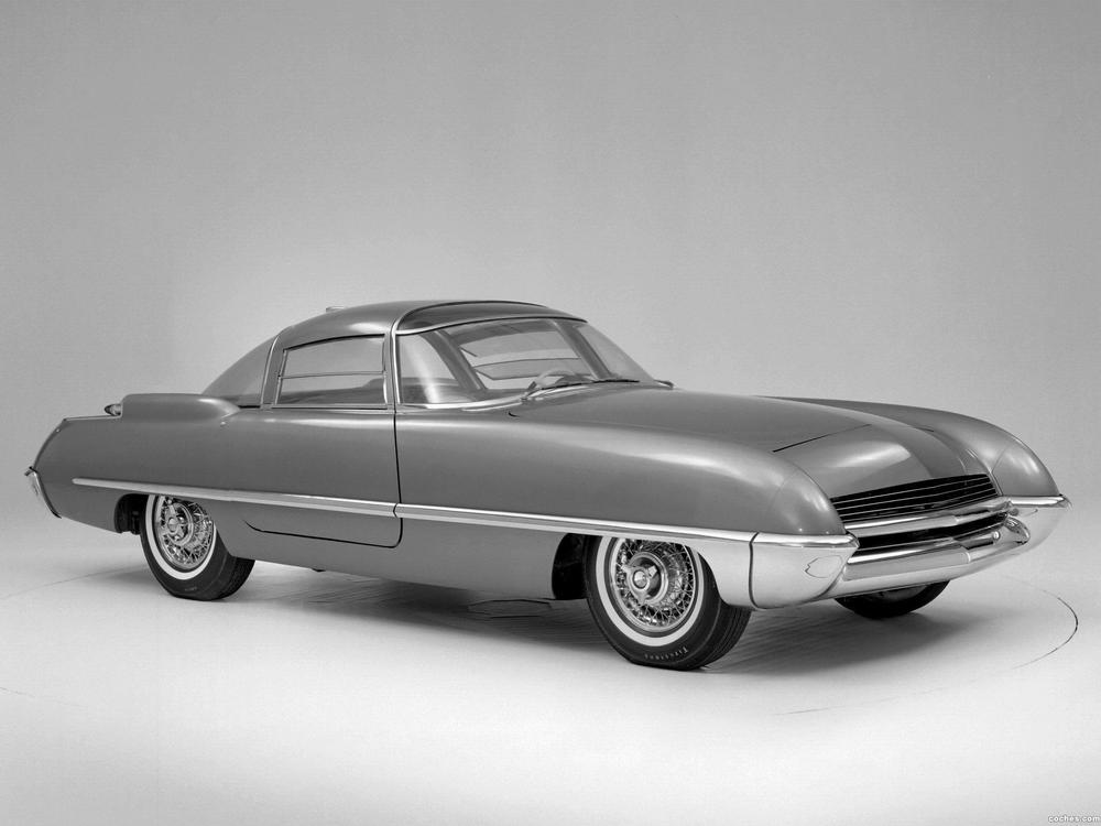 The 1962 Cougar I