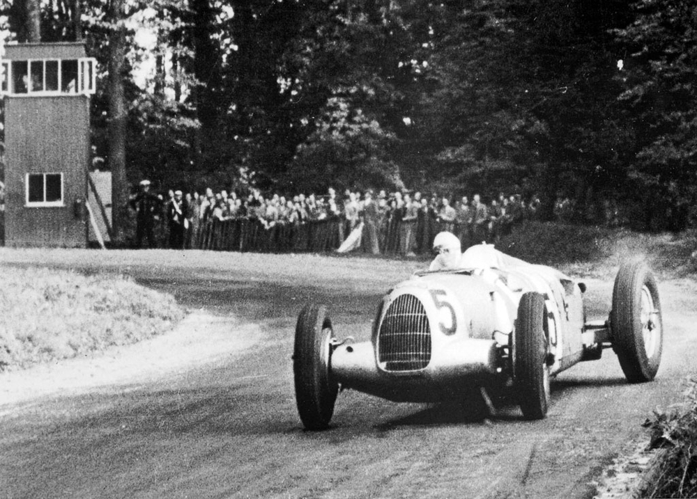 The Auto Union Type A