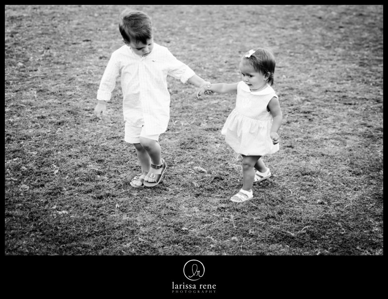 holding hands child photography atlanta georgia brother and sister