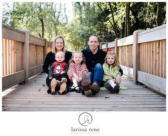 family photographer atlanta christmas session