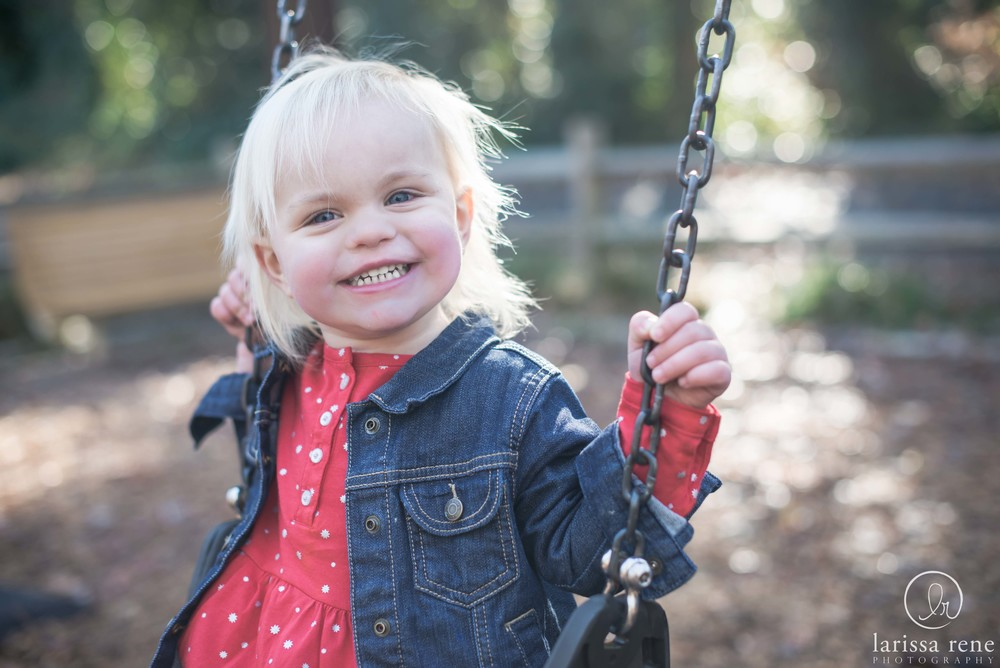 girl on a swing family photographer atlanta photographer