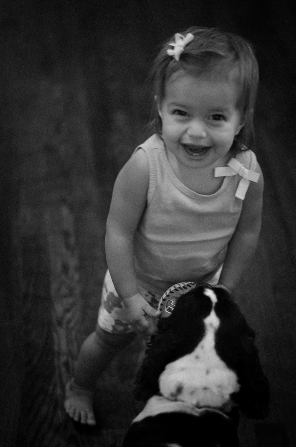 black and white atlanta family photographer