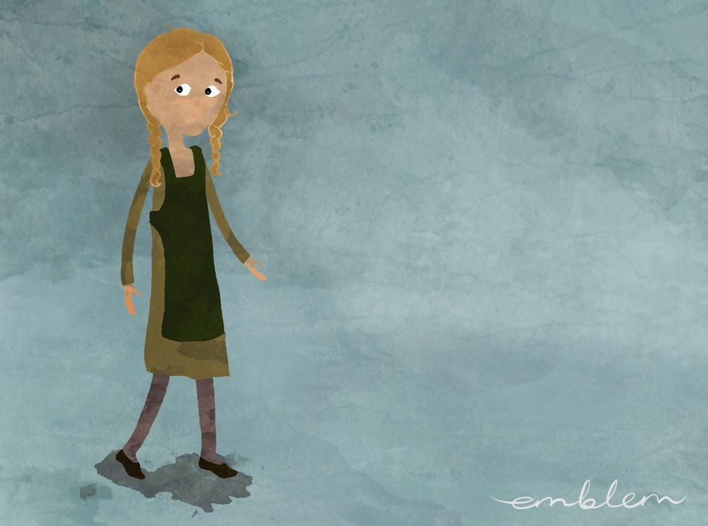 Hulda, the protagonist