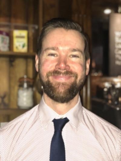 Manager of Sunbridgewells; Sean Kirkley