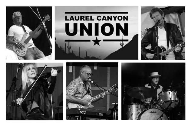 Live music from Laurel Canyon Union
