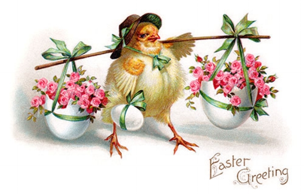 Easter Greetings from all at Bradford's Victorian tunnels