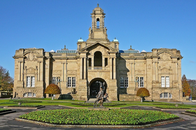 Visit Bradford this summer to see the beautiful Cartwright Hall.  Image source: Flickr