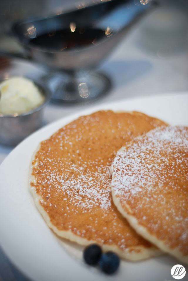Bottega Louie, pancakes, brunch, downtown Los Angeles