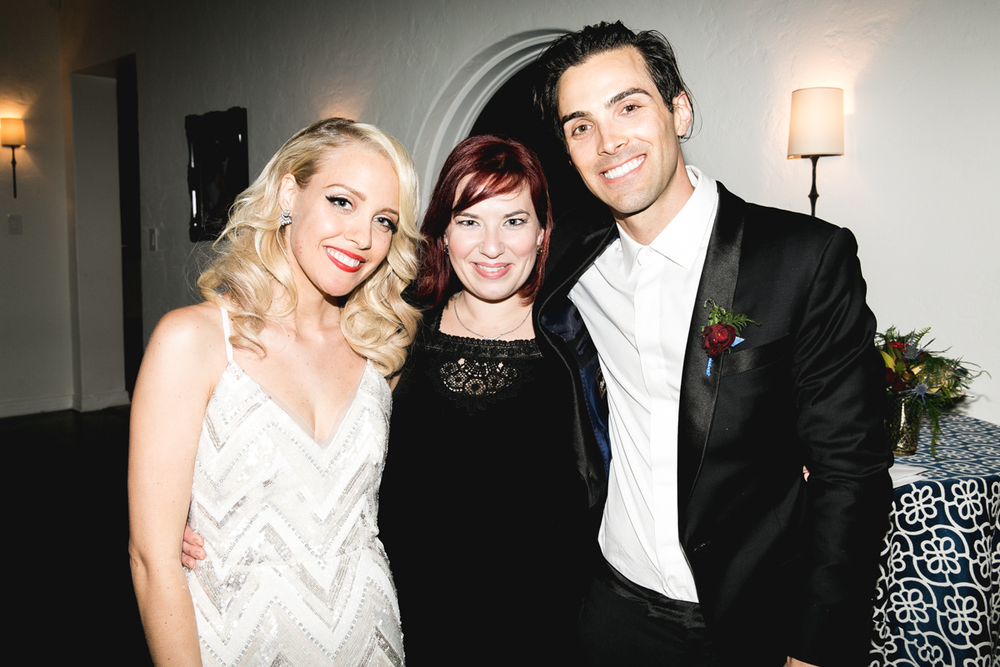 Lauryl with Eden & Ryan Wilson. Photo by Michael Mendoza.