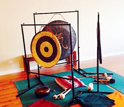 "My 28"" Subatomic Chau Gong - 36"" Astro-belt Gong - 40"" Customized Mother Tesla Gong!  Heal the People!"