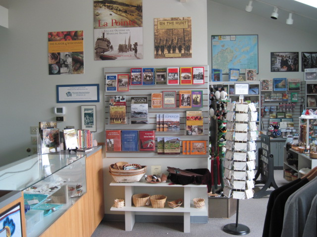 Museum Store during Holiday Boutique