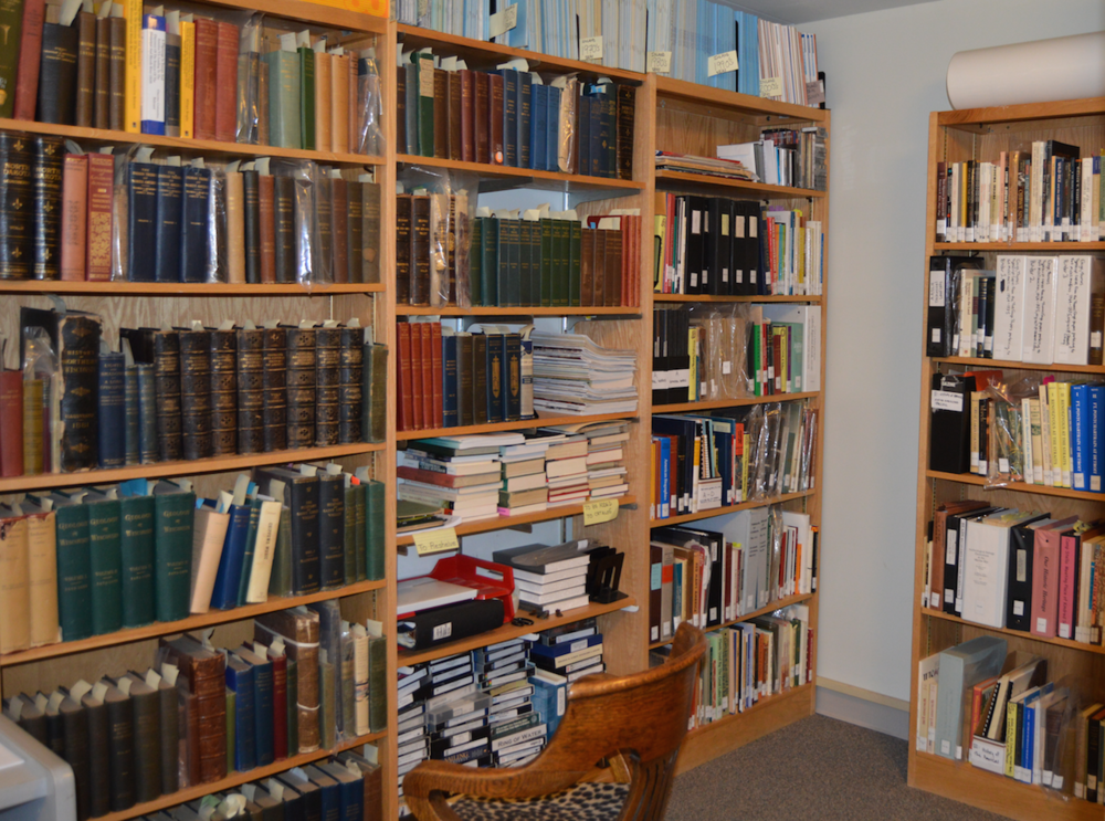 madeline Island Museum Research Library