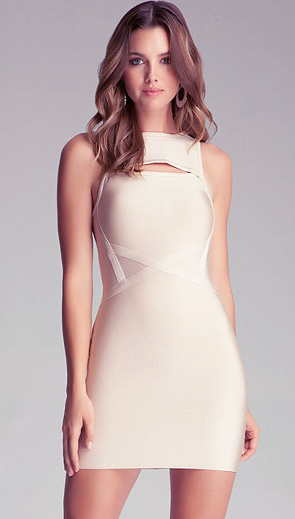 Bandage Dress for Boudoir Session