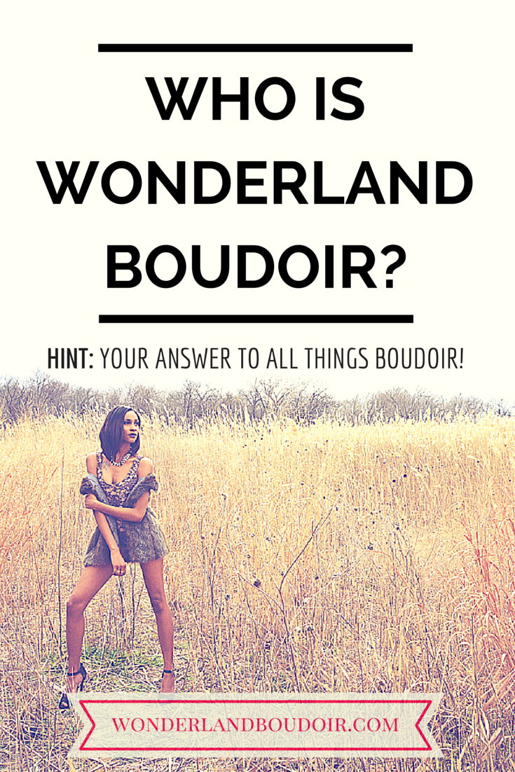 Dallas Boudoir Photography, Wonderland Boudoir