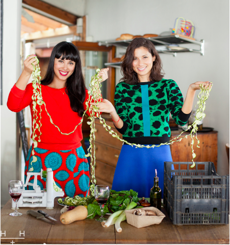 hemsley + hemsley healthy food
