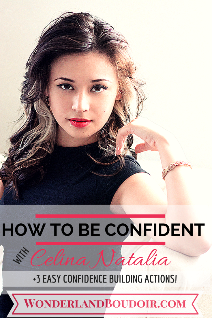 Dallas Boudoir, How to be Confident
