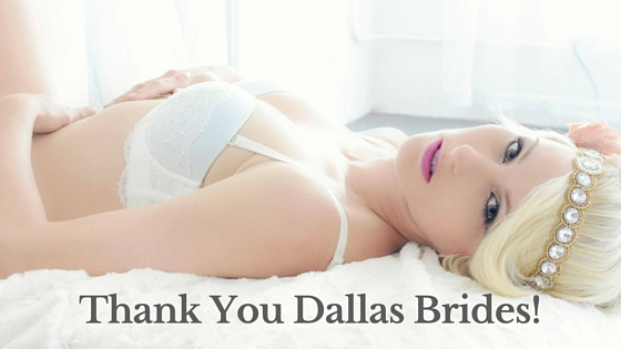 Dallas Brides, Bridal Boudoir