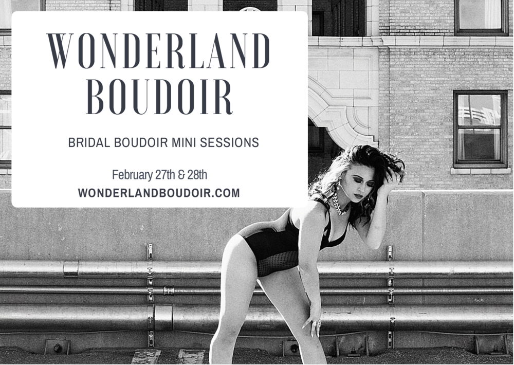Dallas Boudoir Mini Session, Wonderland Boudoir