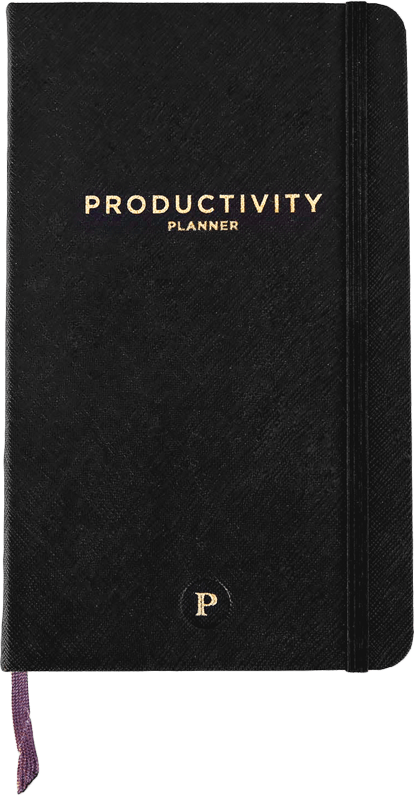 Productivity Planner Alex Ikonn Mimi Ikonn
