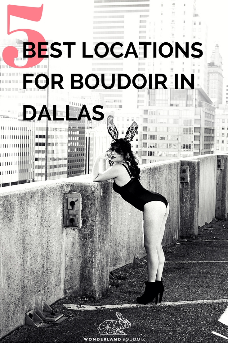 Wonderland Boudoir, Dallas Boudoir Photography