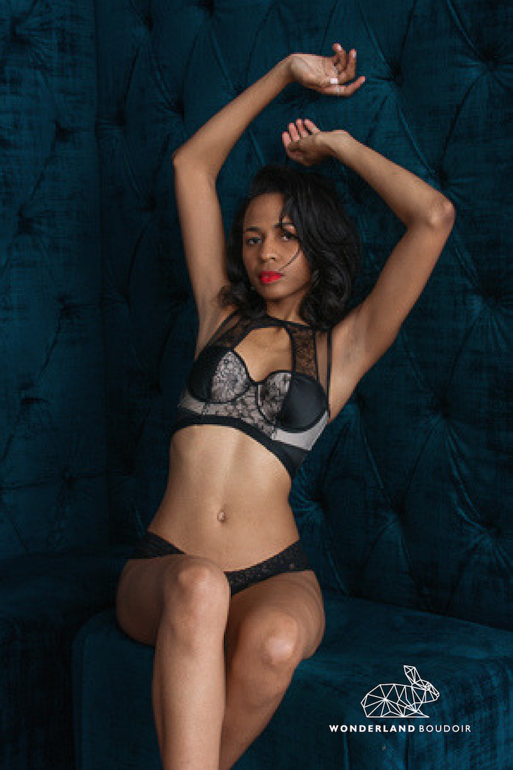 Number 1 Dallas Boudoir Photography, Wonderland Boudoir
