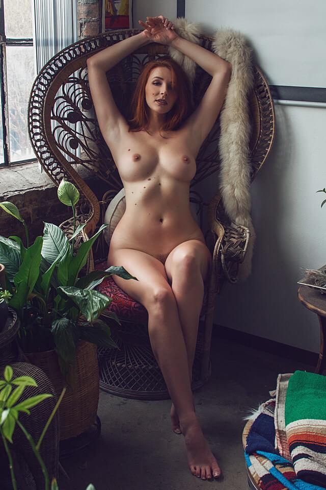 Classy Boudoir Nude Dallas Texas, Wonderland Boudoir