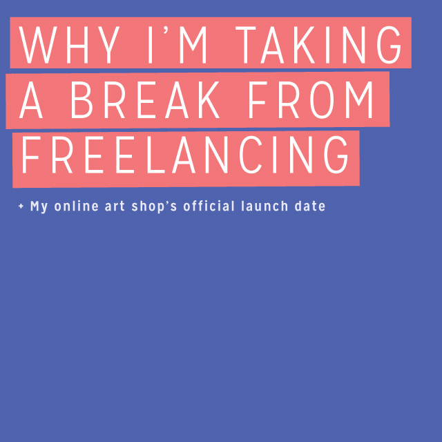 BreakFromFreelancing