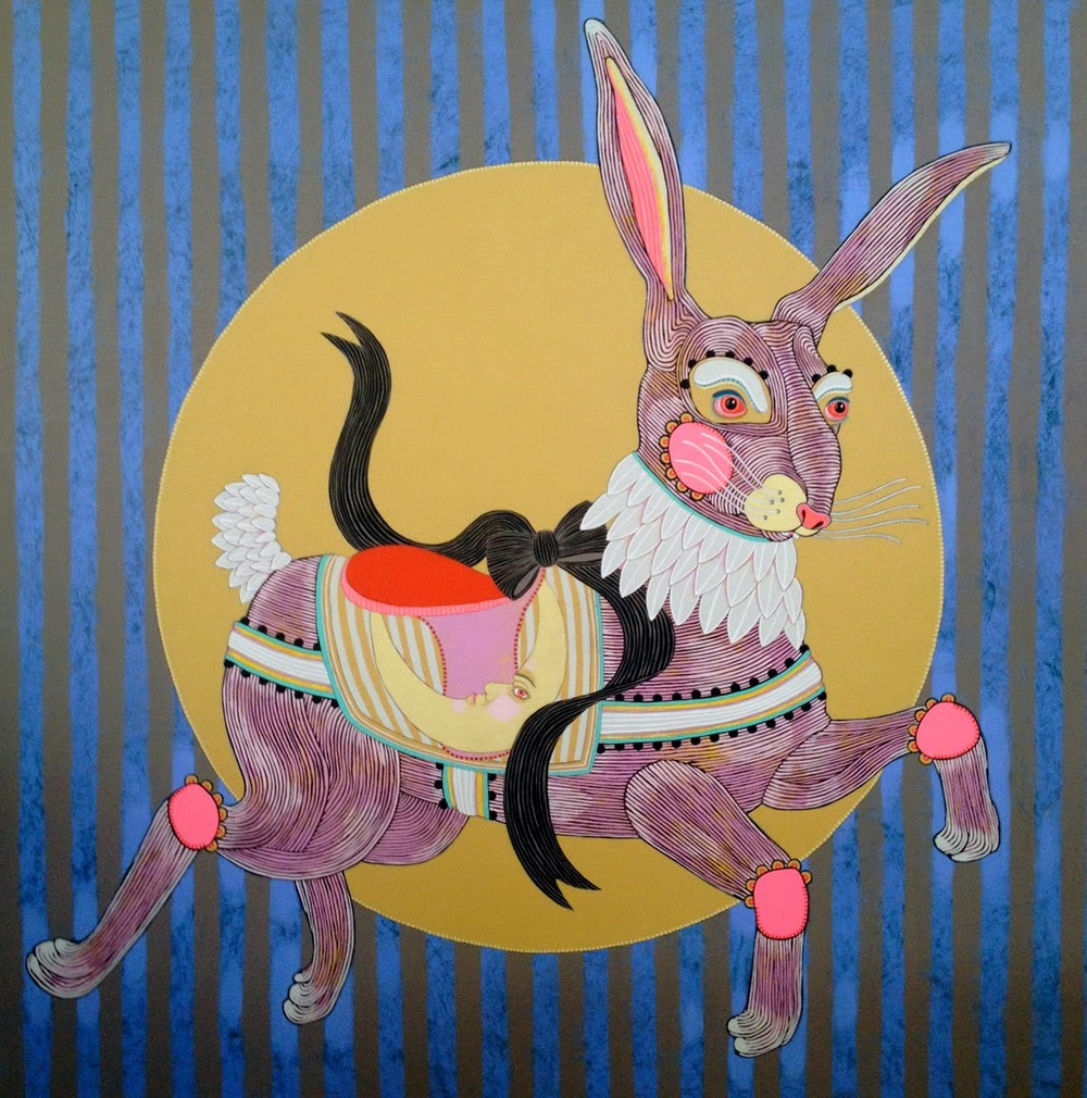 Jennifer Davis Rabbit