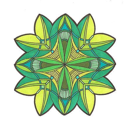 geometric marker art miranda herrick tennessee artist