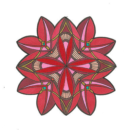 geometric marker art miranda herrick tennessee