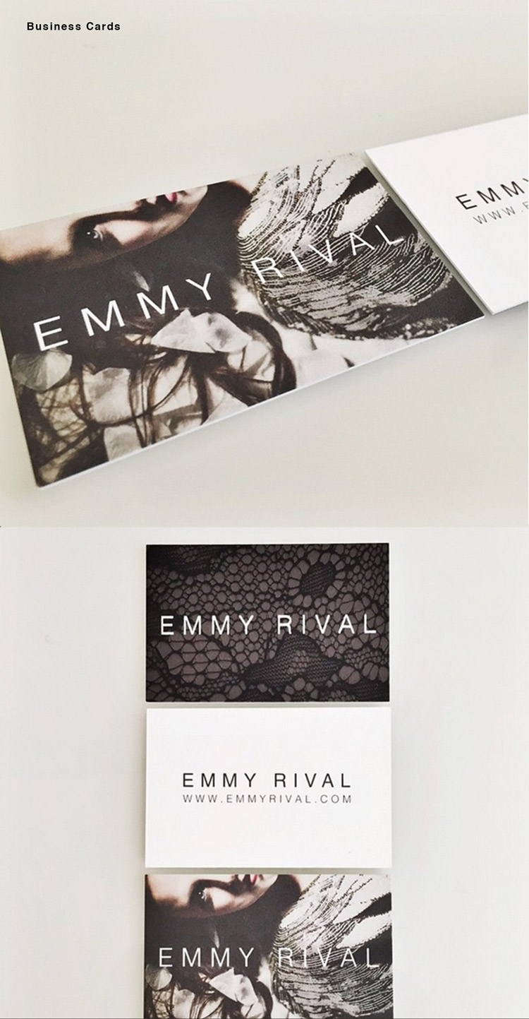EMMY RIVAL DESIGN by Viva Bang Bang