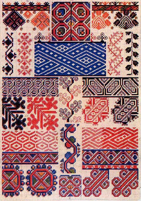 romanian embroidery patterns
