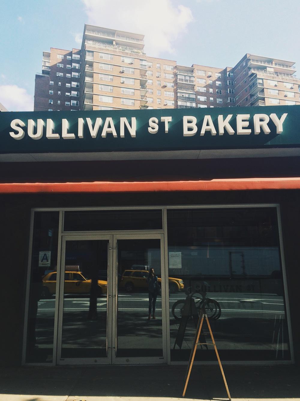 Sullivan St Bakery, NYC