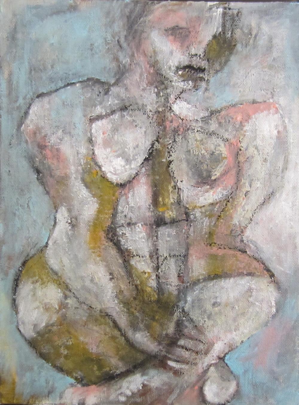 Sorrowful Nude