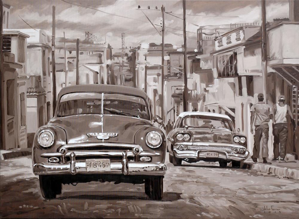 Street Scene #1