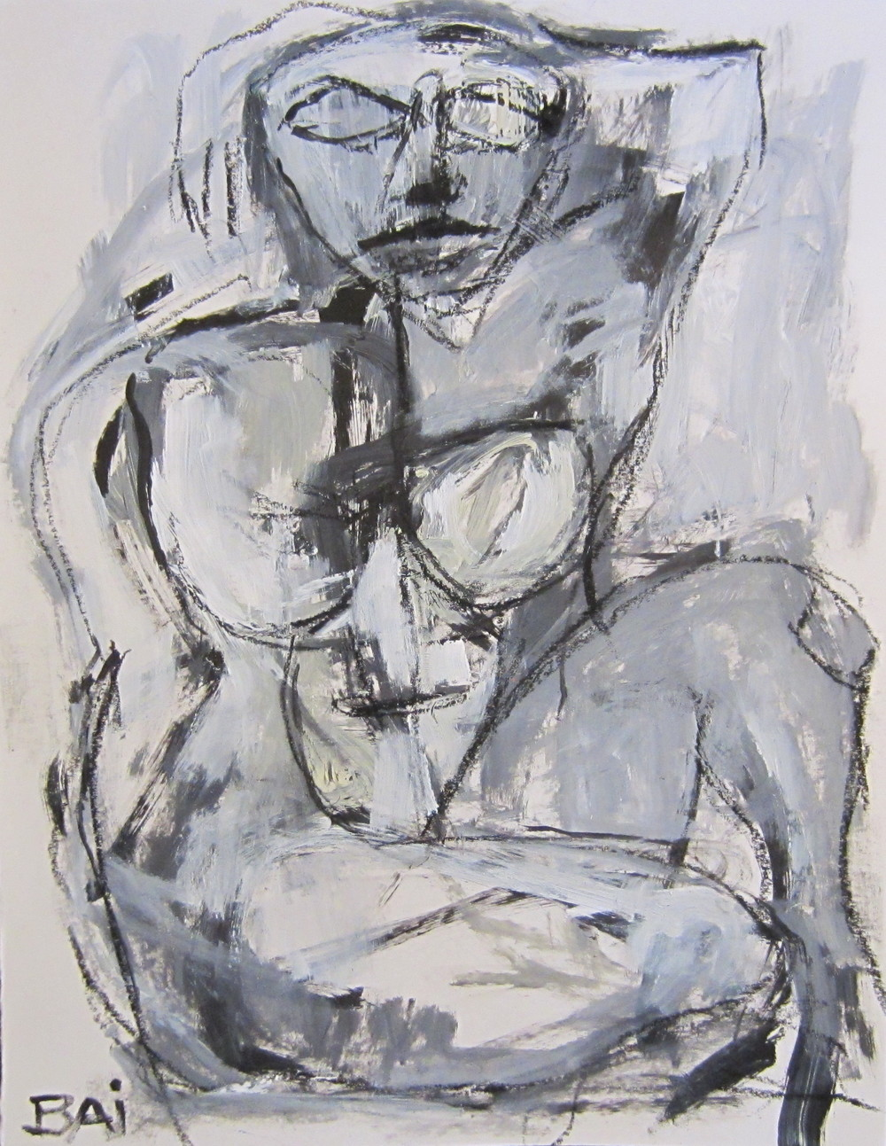 Untitled Nude (WPB) 2