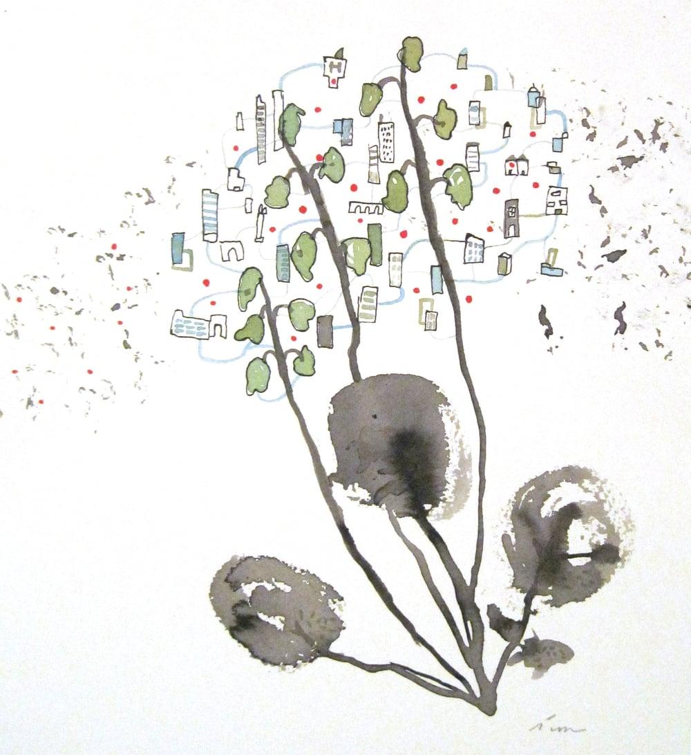 Pollinated Population