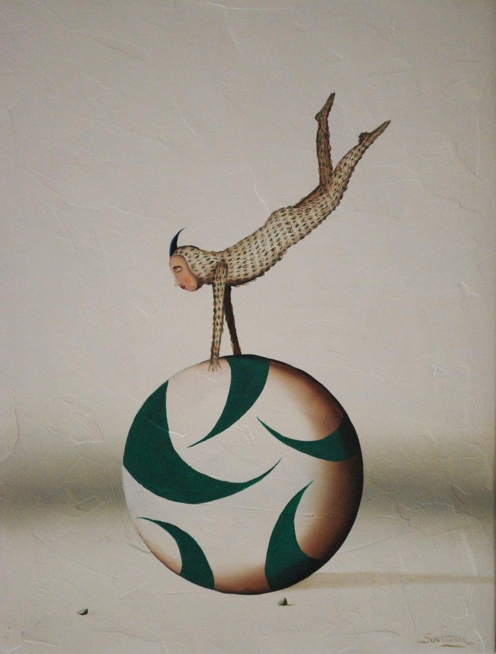 Equilibrista [SOLD]