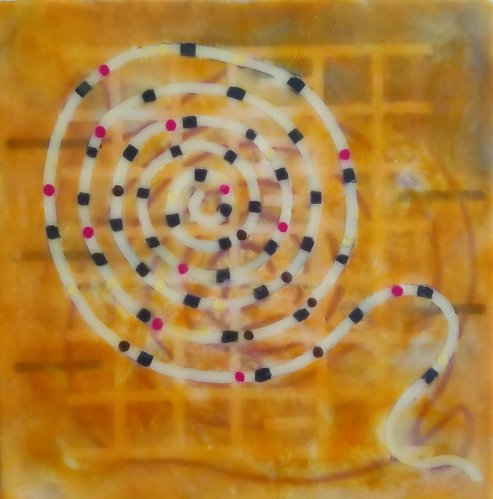 SK__Go With the Flow__14x14__Encaustic2017.jpg