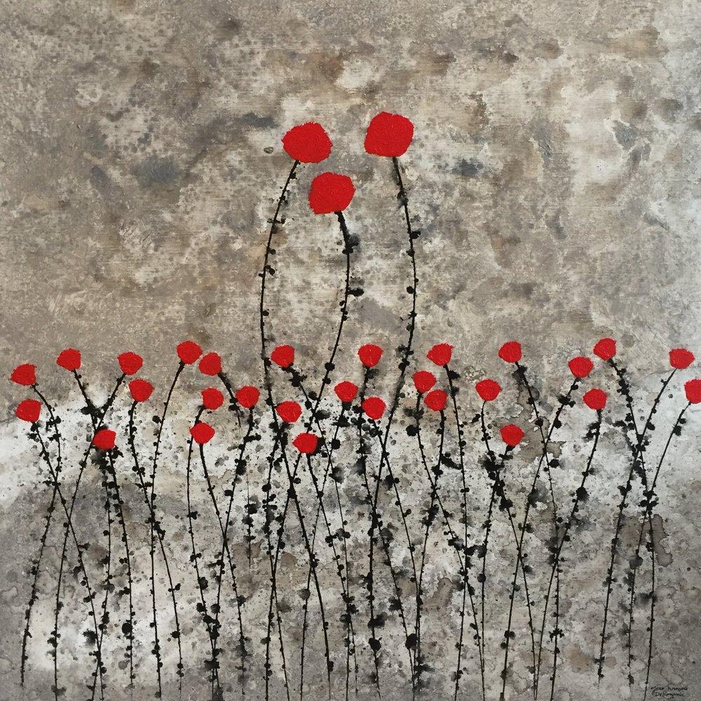 JFD 04 REd Flowers 100x100cm-4.jpg