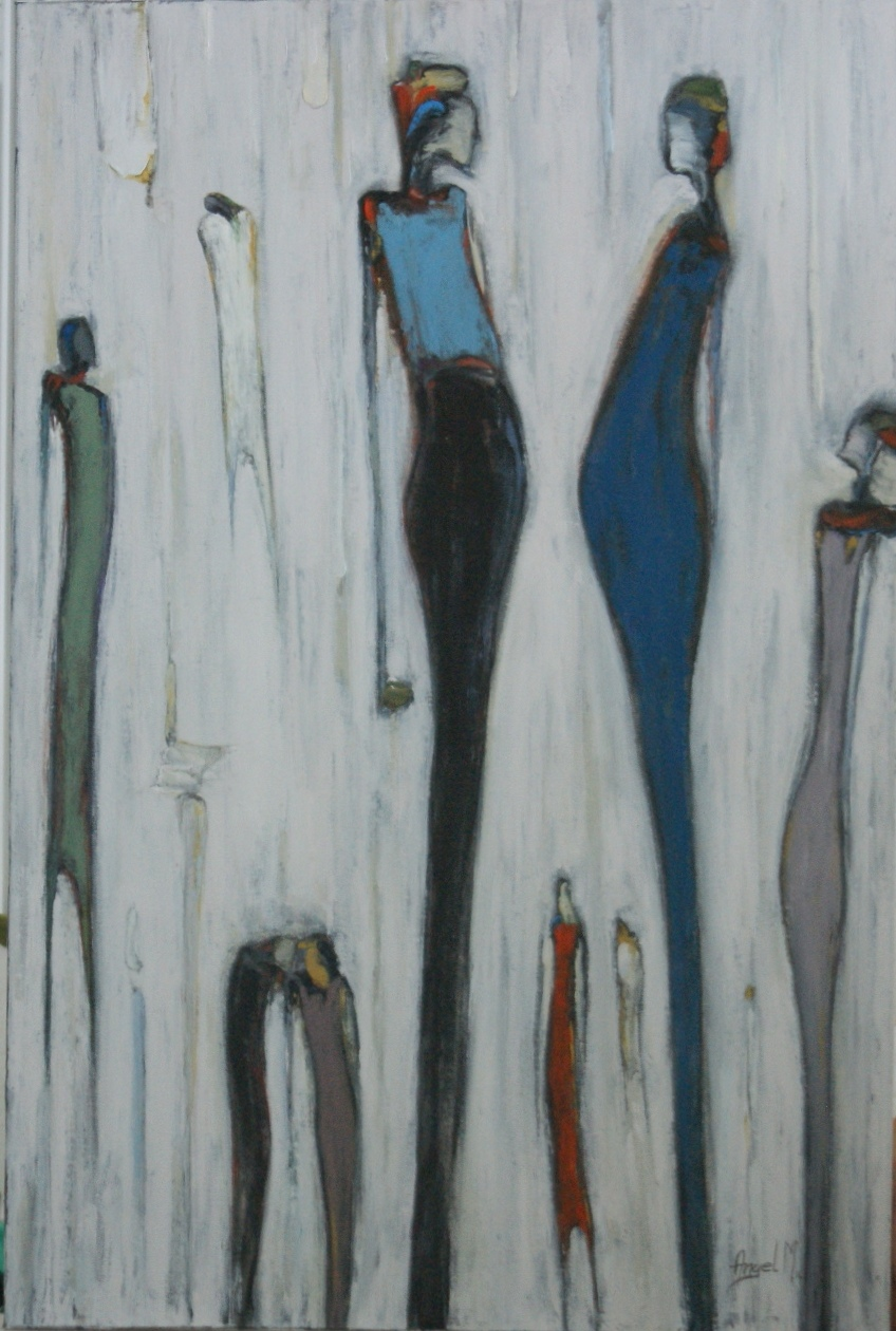 """Copy of Unconditional Love, 36"""" x 24"""""""