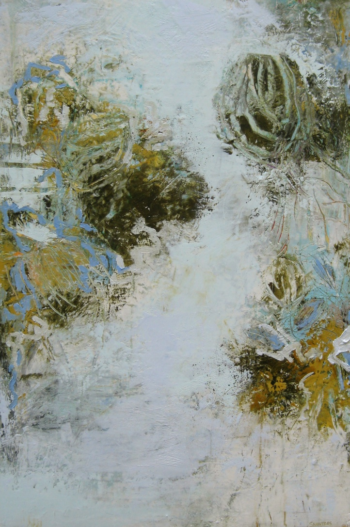 """Copy of Becoming, 36"""" x 24"""""""