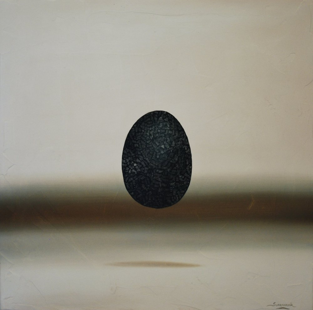 MS 14 The black egg_12x12in.JPG