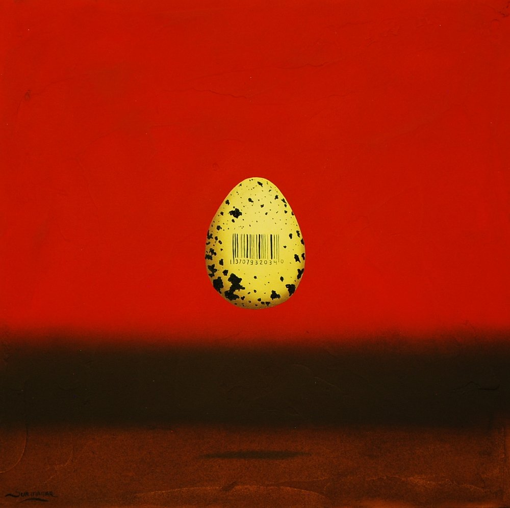 MS 06 El huevo II 12x12in.JPG