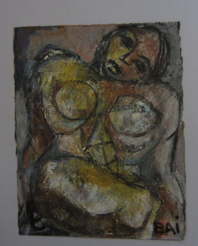 Nude Study 7 x 5.5 06112013.jpg