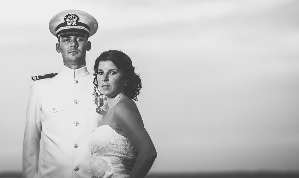 NAS Jacksonville Wedding